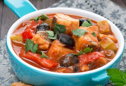 Fish Stew with Passion