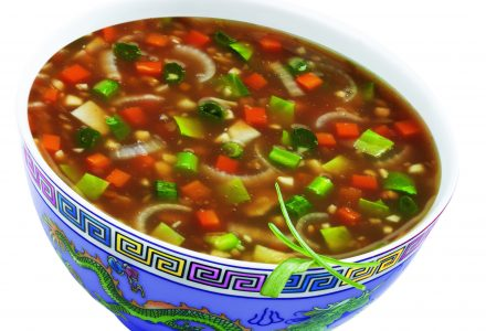 Chinese Manchow Soup
