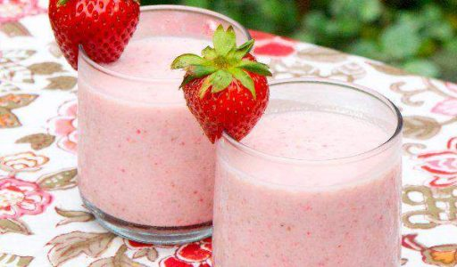 Merry Morning Smoothie