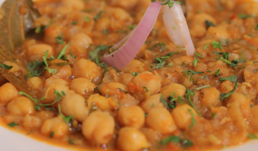 How to make Sindhi Chole